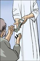 Clés du royaume Saint Pierre