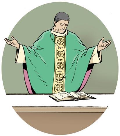 Eucharistie célébration